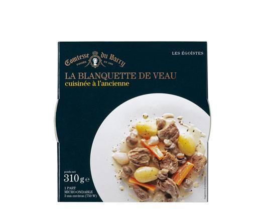 Blanquette de veau - Kalbsfrikassee nach traditionellem Rezept 310g