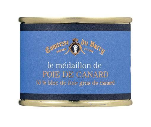 Medaillon von Enten-Foie Gras 70g