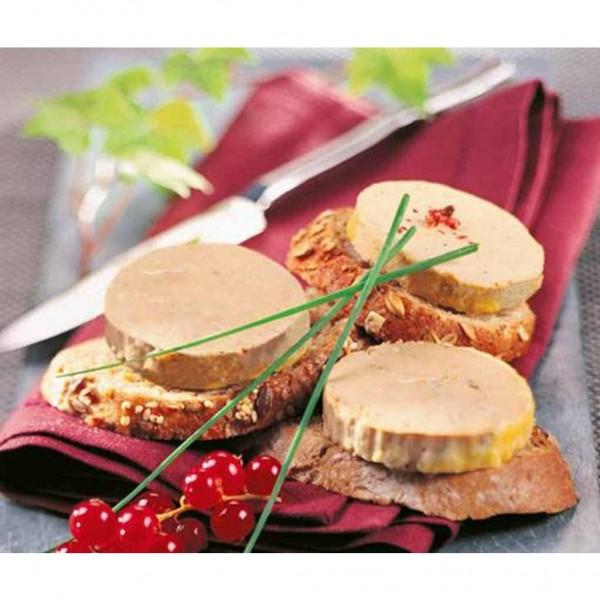 Gänse Foie Gras aus Frankreich im Block 210g