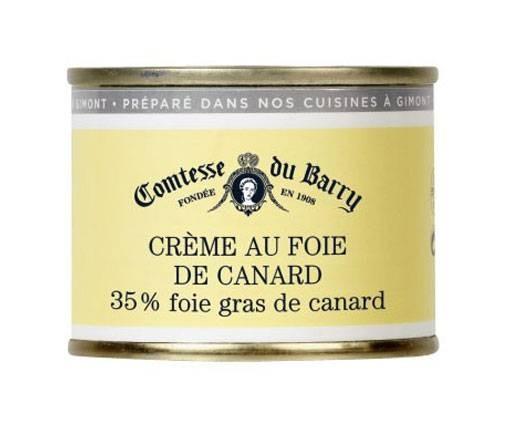 Creme von französischer Entenleber 70g