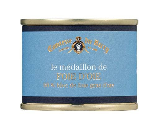 Medaillon von Gänse-Foie Gras 70g