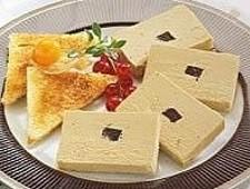 Foie Gras aus ganzer Gänseleber mit Trüffeln (3%)