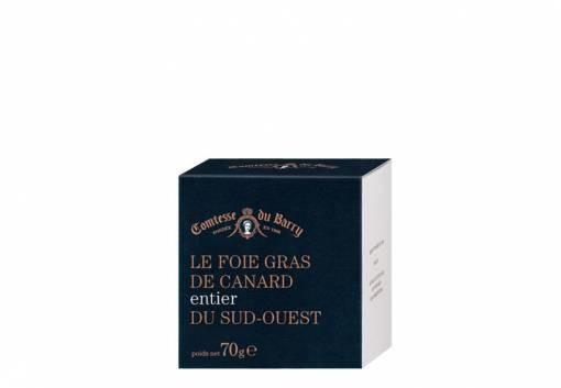 Französische Foie Gras aus ganzer Entenleber 70g