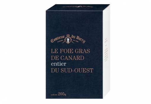 Französische Foie Gras aus ganzer Entenleber 205g