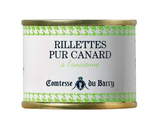 Pure Entenrillettes nach traditionellem Rezept 70g